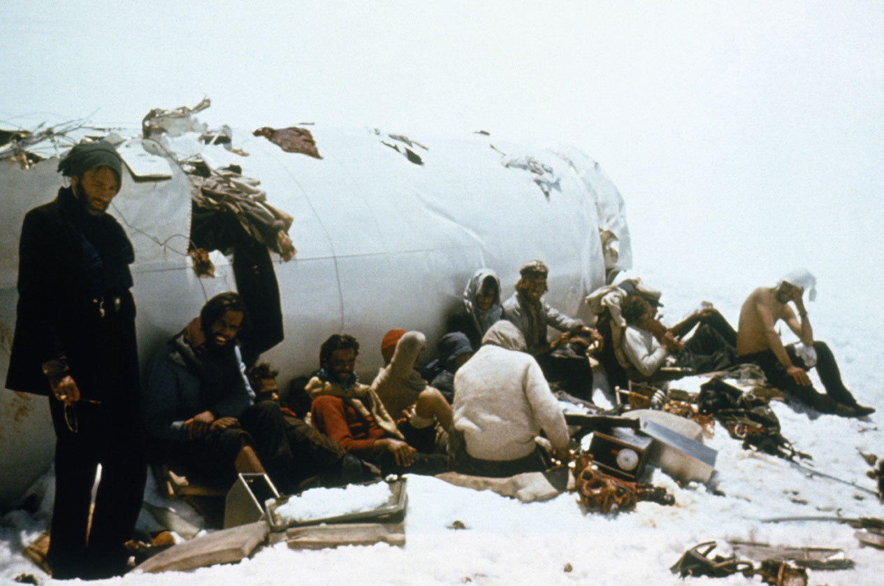 Andes Plane Crash Survivors